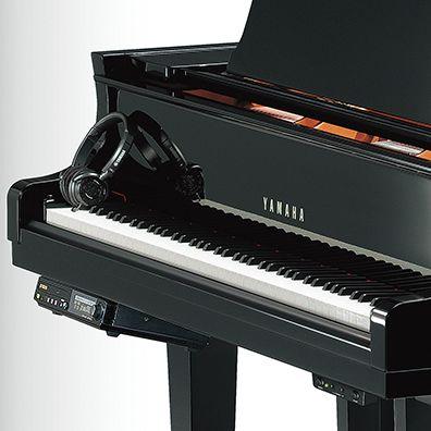 Disklavier pianos pianos musical instruments for Yamaha u1 disklavier upright piano