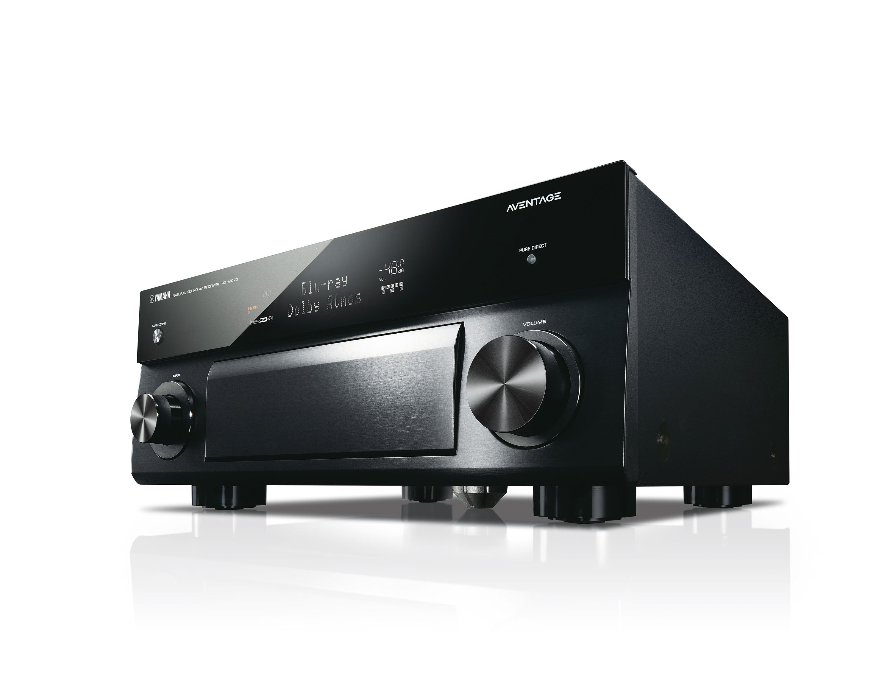 RX-A1070 - Overview - AV Receivers - Audio & Visual - Products