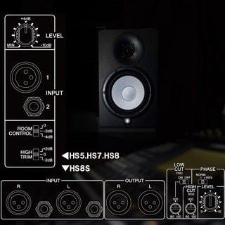 Loa kiểm âm Yamaha HS5 | hayaudio.com