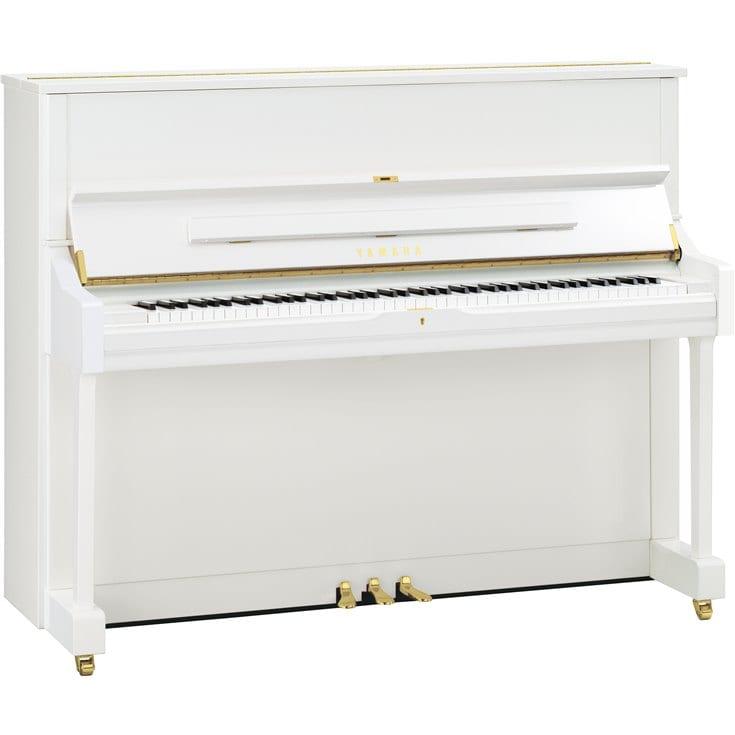 yamaha u3 price. polished white yamaha u3 price