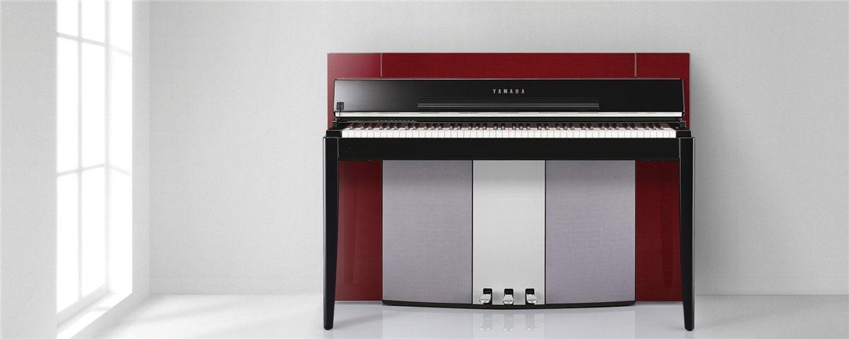 Modus series designer pianos yamaha united states Modus design shop