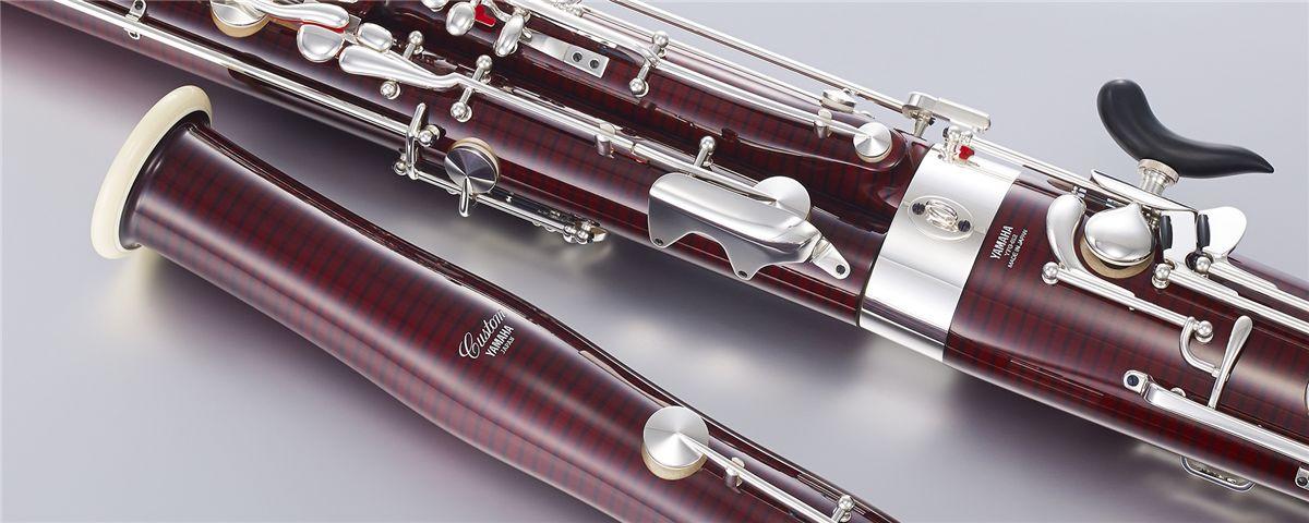 bassoons yamaha united states