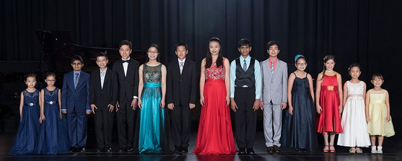 Young composers bring their talent to the stage at yamaha for Yamaha music school irvine