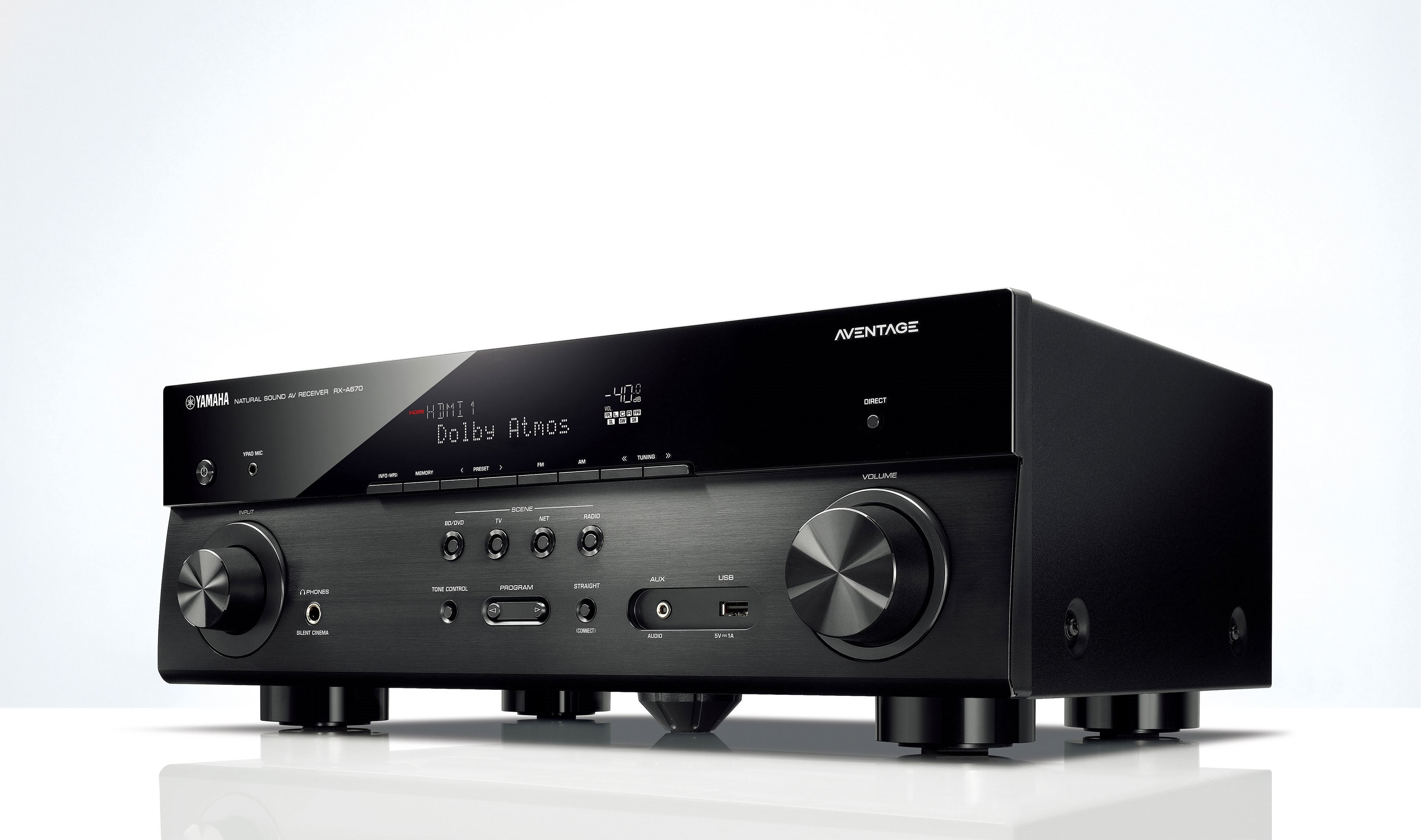 RX-A670 - Specs - AV Receivers - Audio & Visual - Products - Yamaha