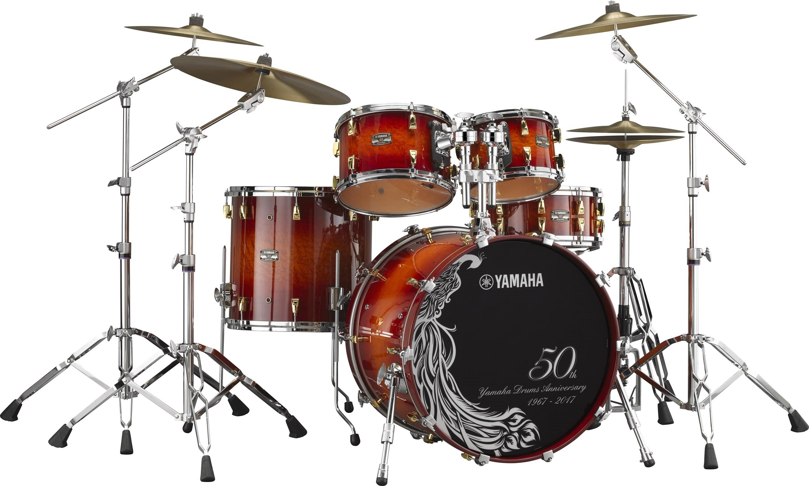 50th anniversary kit overview drum sets acoustic drums drums musical instruments. Black Bedroom Furniture Sets. Home Design Ideas