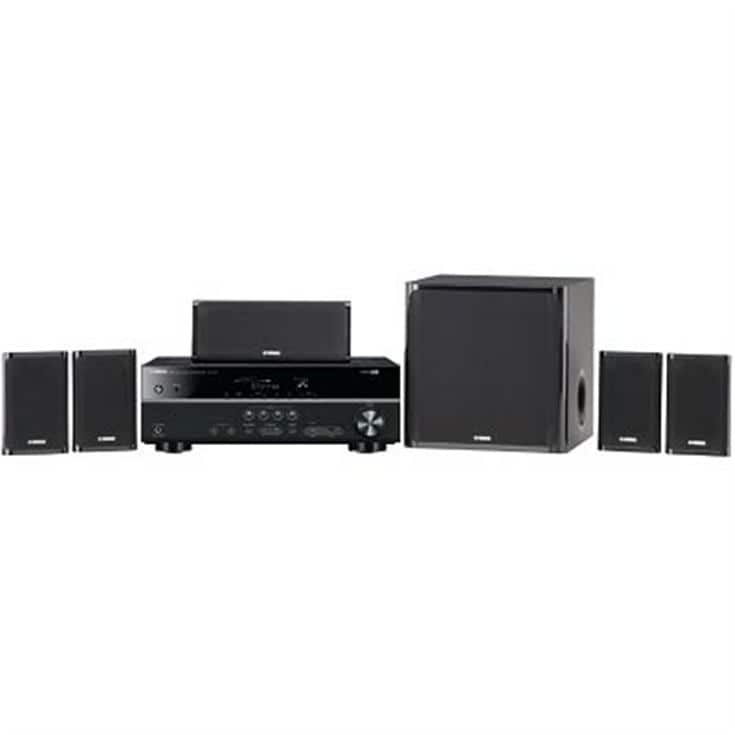 Yht 4910u overview home theater systems audio for Home theater yamaha