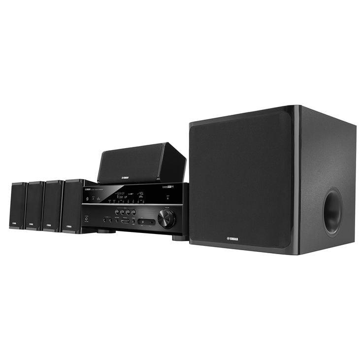 Yht 5920ubl overview home theater systems audio for Yamaha 7 2 home theatre system