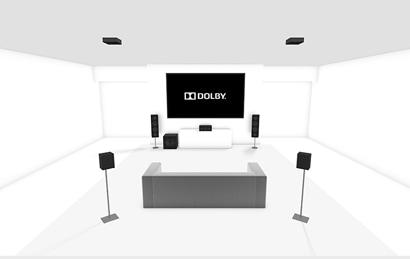 Dolby Atmos Yamaha United States