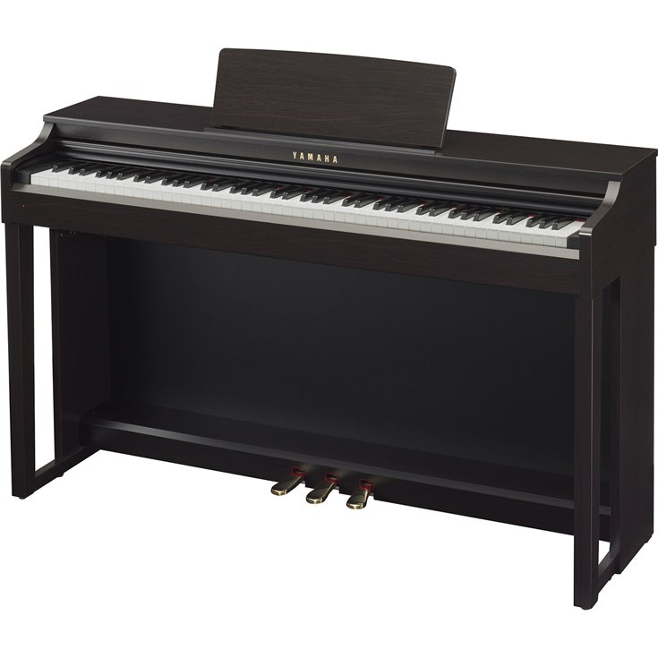 Clp 525 overview clavinova pianos musical for Yamaha clavinova dealers