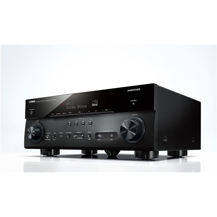 Rx A770 Overview Av Receivers Audio Visual