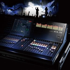 Cl series features yamaha united states for Yamaha cl mixer