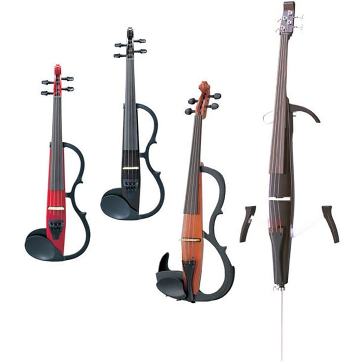 ysq1 the serenade quartet overview silent series strings musical instruments products. Black Bedroom Furniture Sets. Home Design Ideas