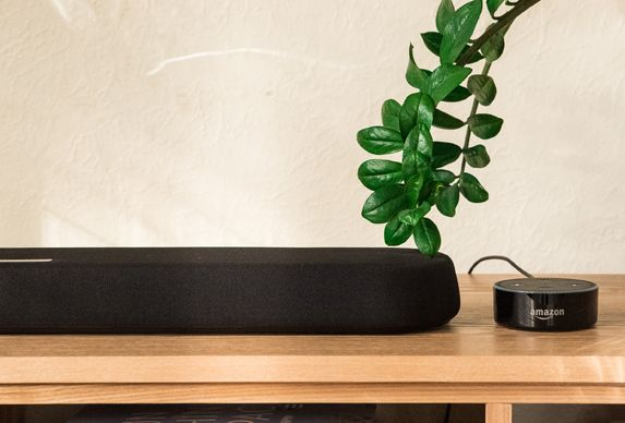 Yamaha YAS-108 Sound Bar with Built-in Subwoofers Amazon_Alexa_573x388_b6a0e06dfe4fac00d479c3f2600b2c56