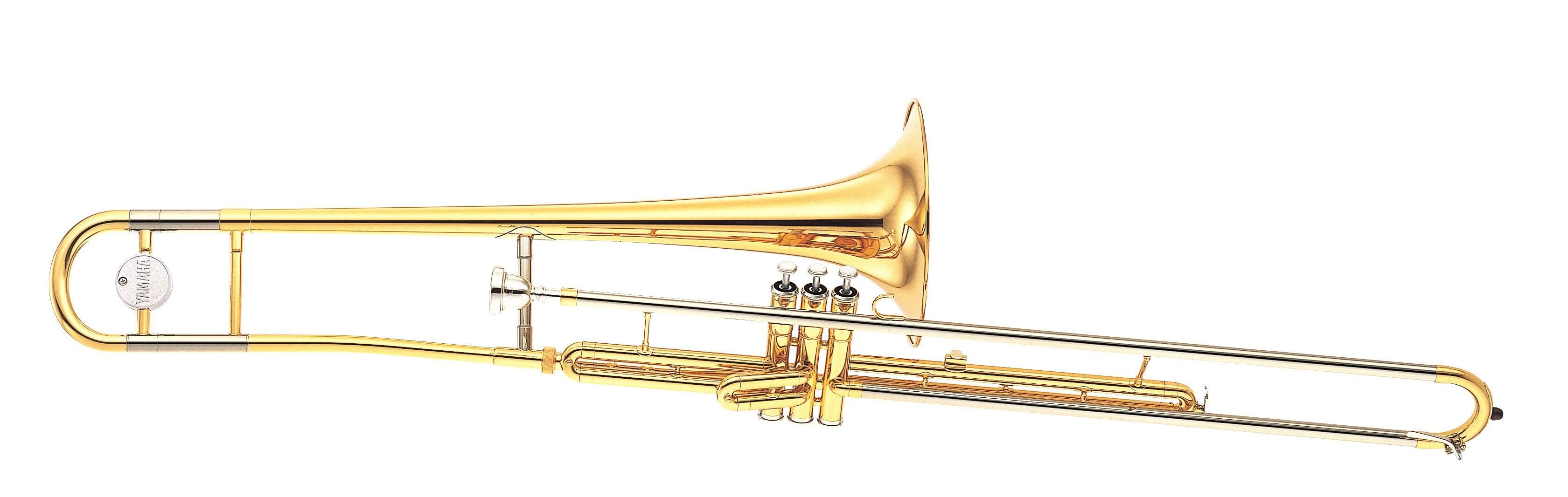 yamaha trombone. ysl-354v standard valve trombone yamaha