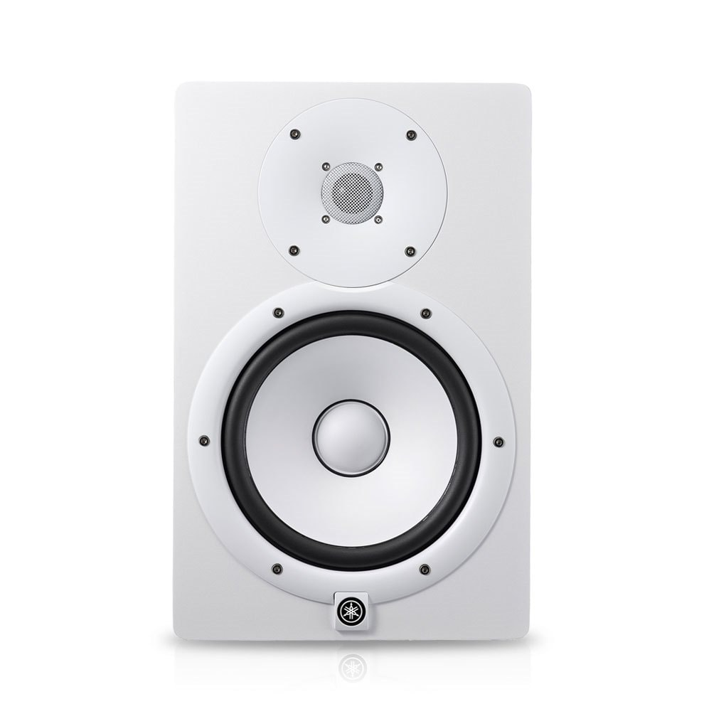 HS8 (White) POWERED STUDIO MONITOR