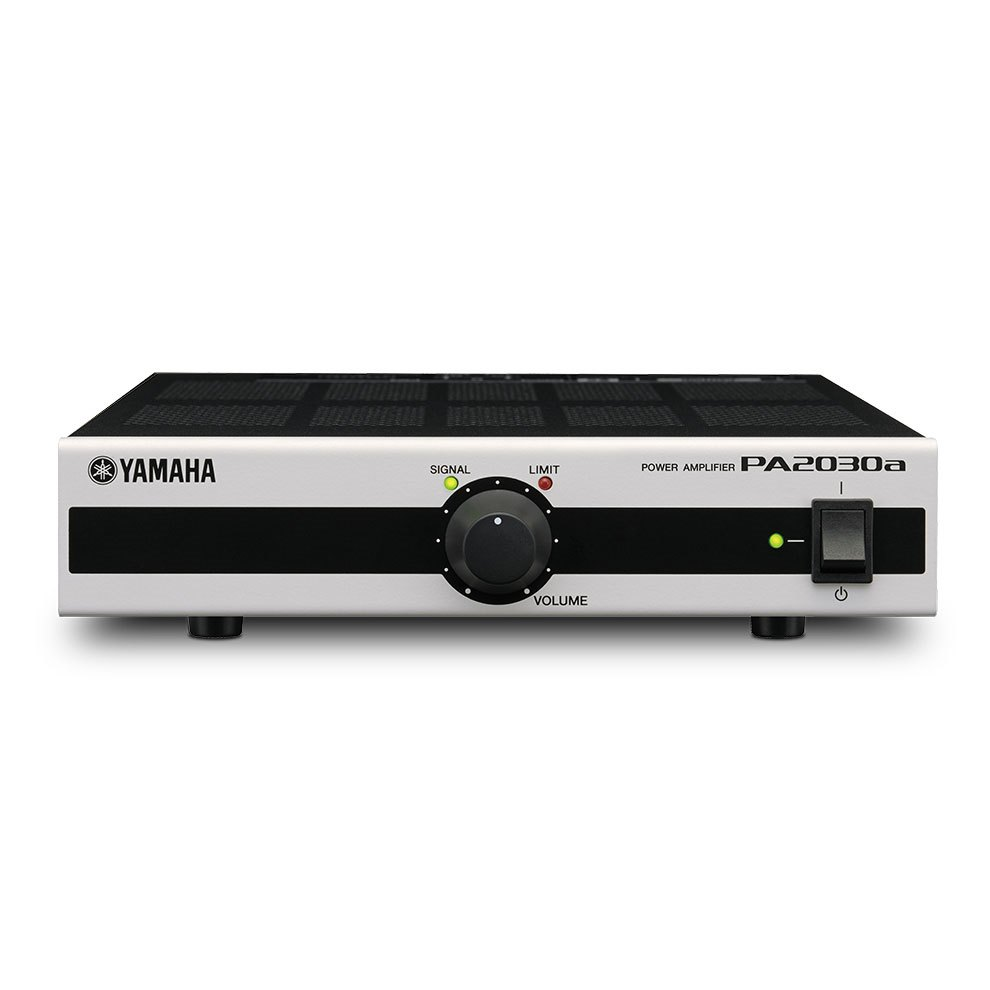 MA/PA Series - Overview - Power Amplifiers - Professional