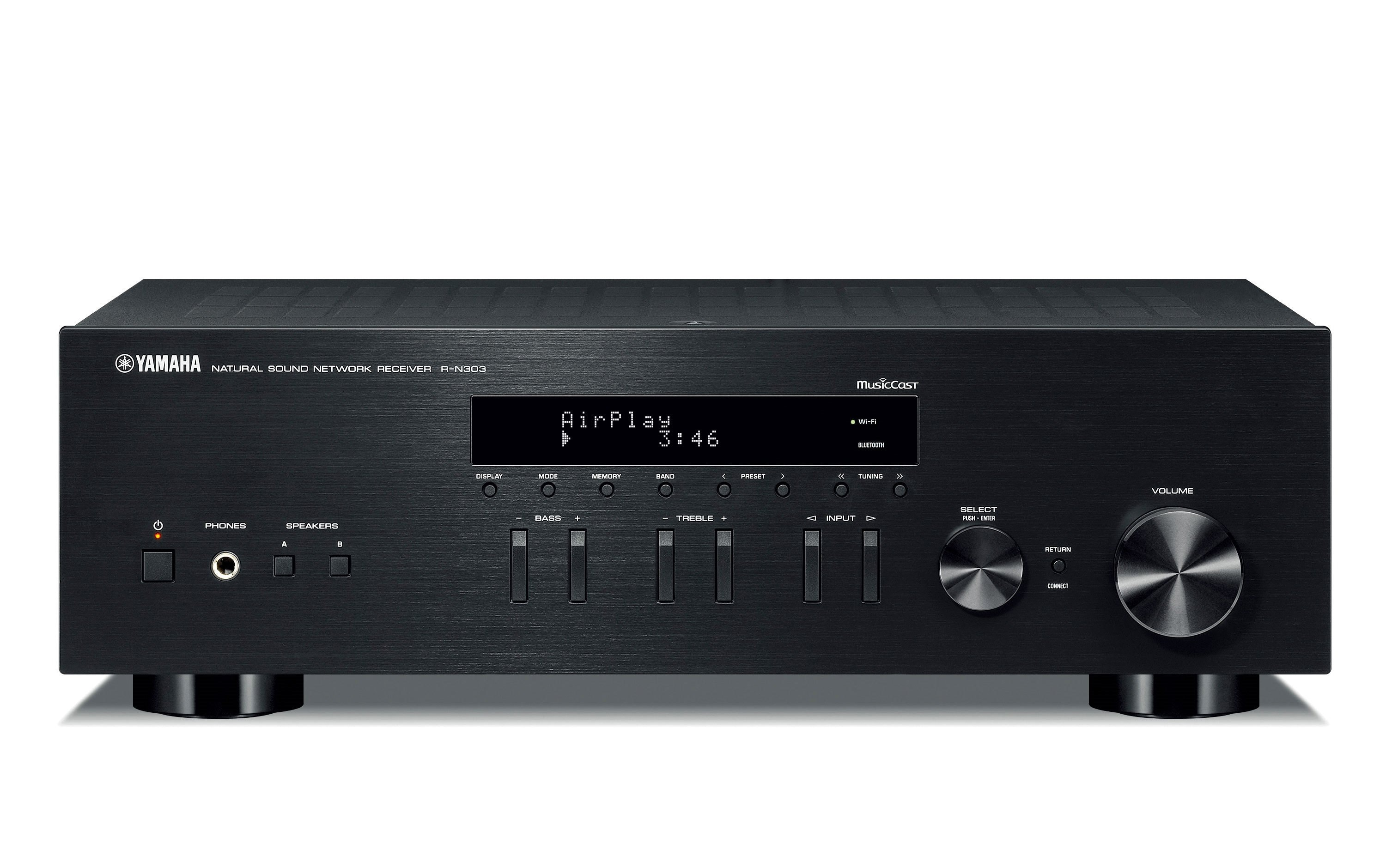 R N303 Network Stereo Receiver Overview Hi Fi