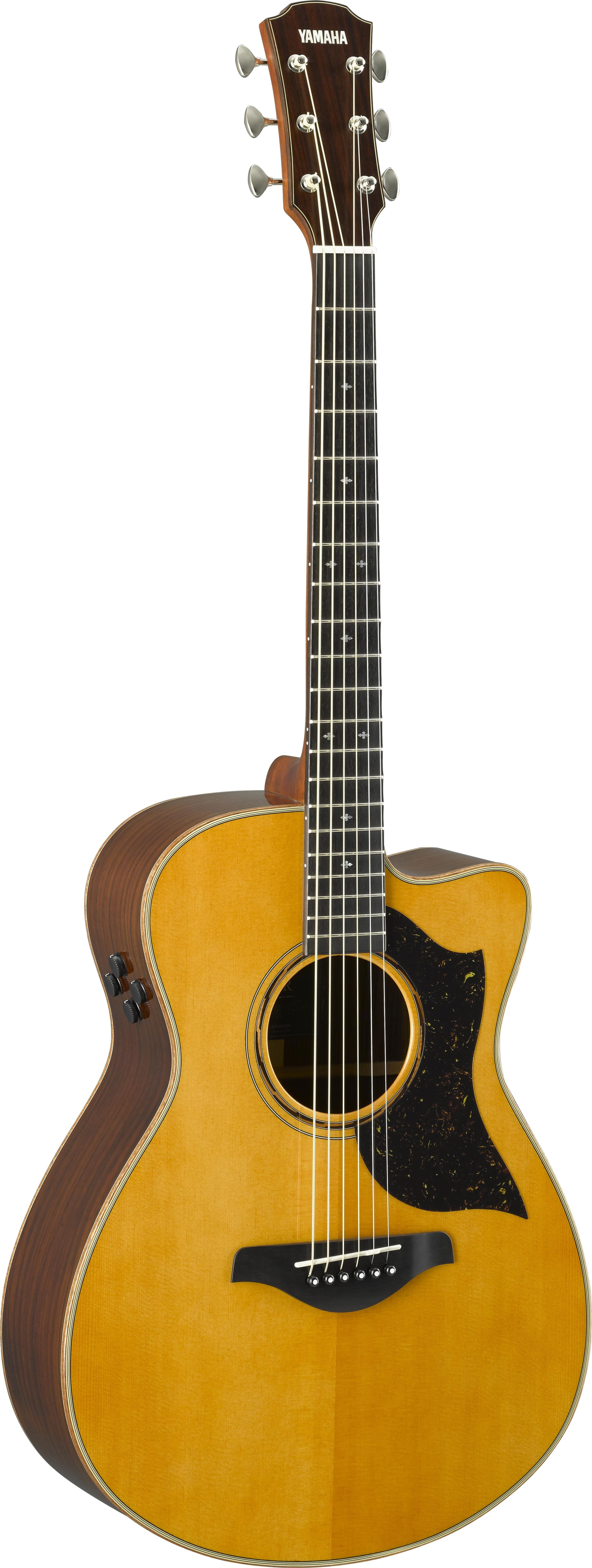 A series a5 acoustic guitars guitars basses for Yamaha series a