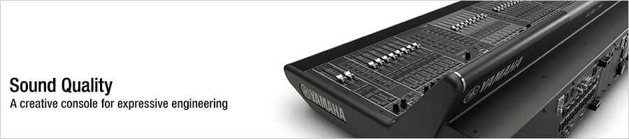 CL Series - Features - Mixers - Professional Audio