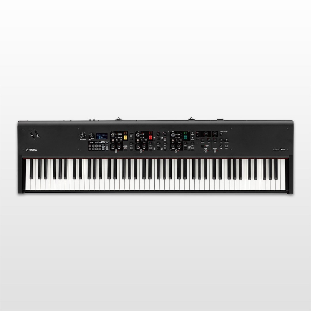 CP88/73 Series - Features - Synthesizers - Synthesizers & Music