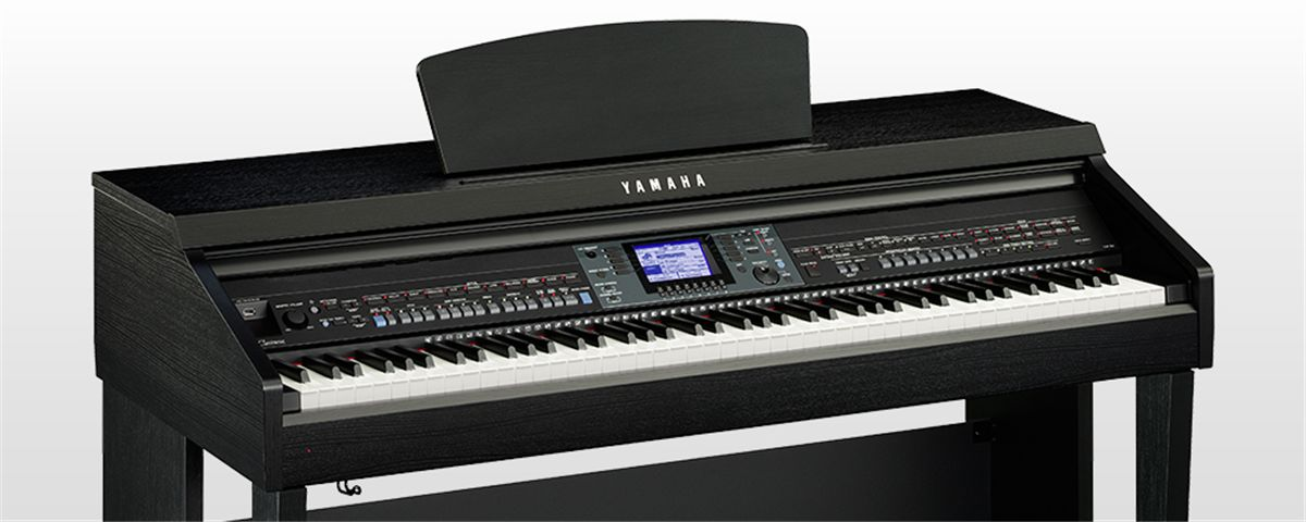 Cvp 601 digital piano overview yamaha united states for Yamaha digital piano dealers