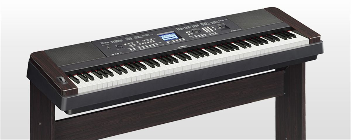 Dgx 650 overview yamaha united states for Yamaha digital piano dealers