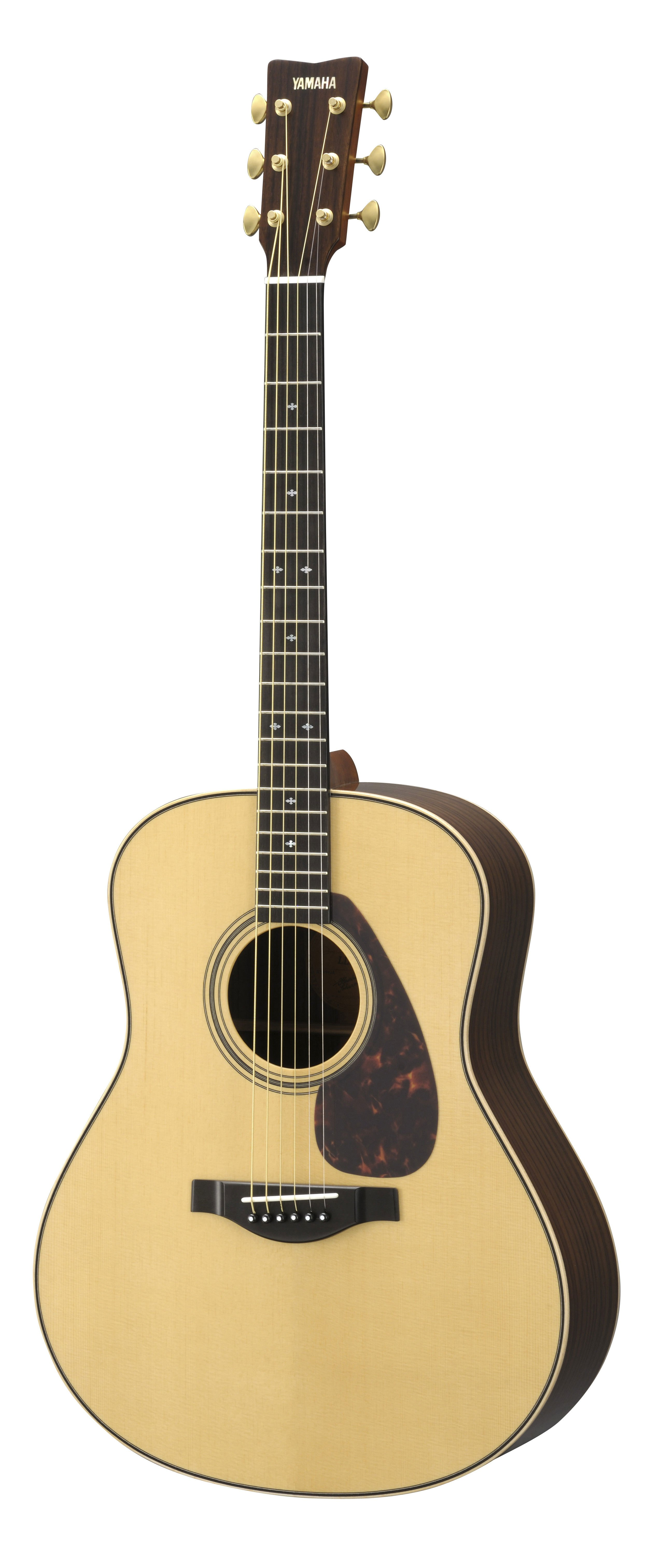 L series ll series acoustic guitars guitars basses for Yamaha series a