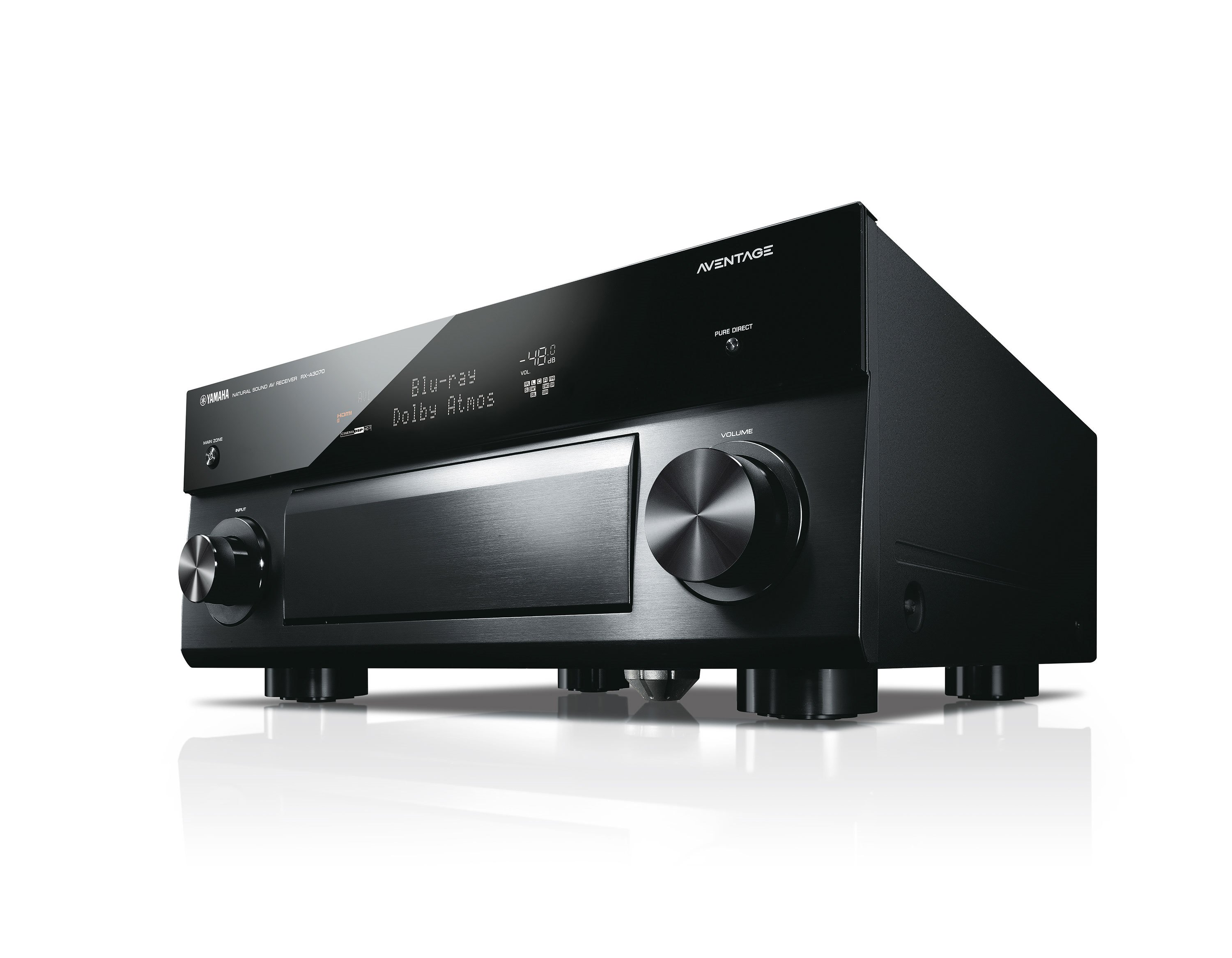 RX-A3070 - Overview - AV Receivers - Audio & Visual