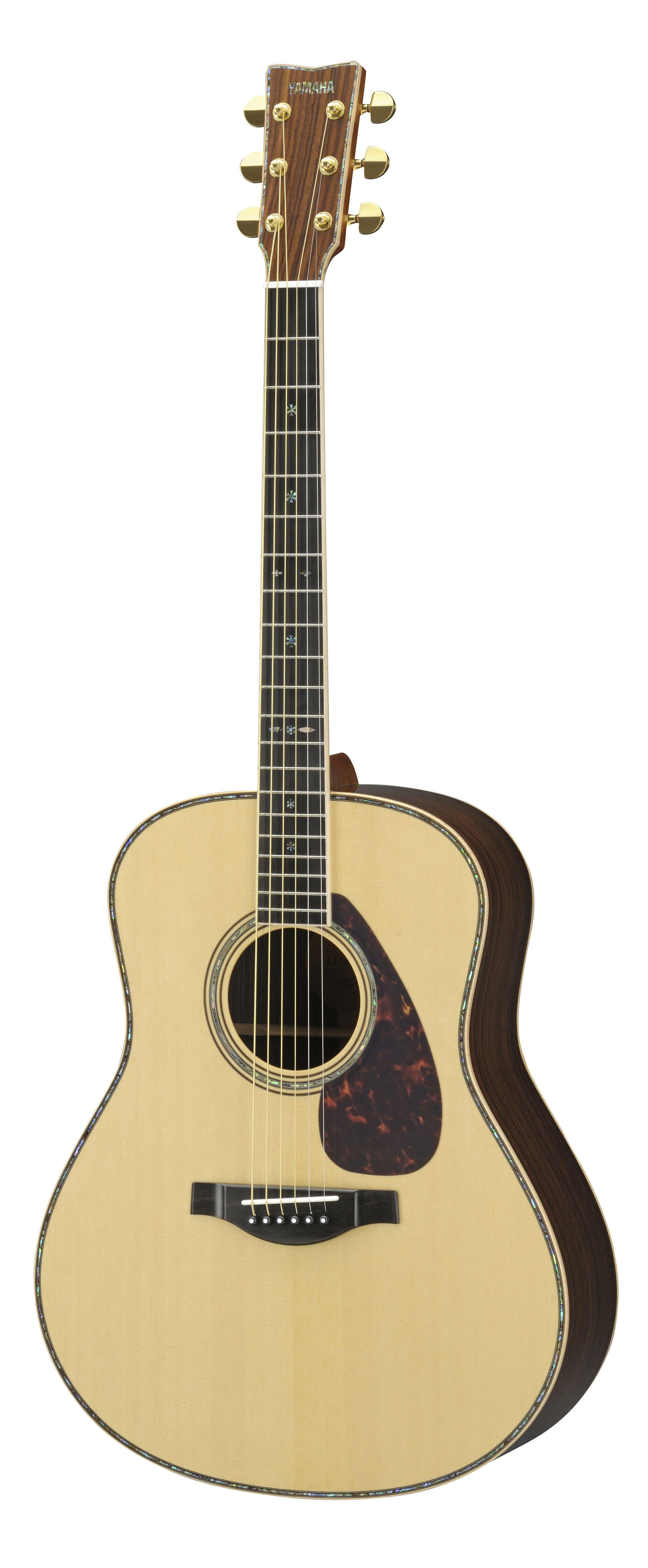 L Series - LL Series - Acoustic Guitars - Guitars & Basses