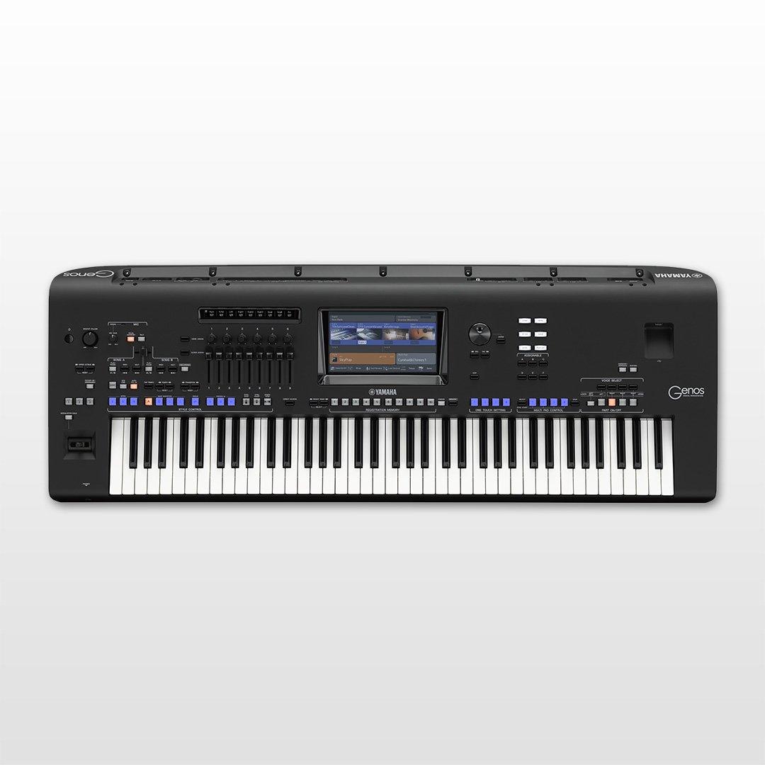 Genos - Downloads - Digital and Arranger Workstations