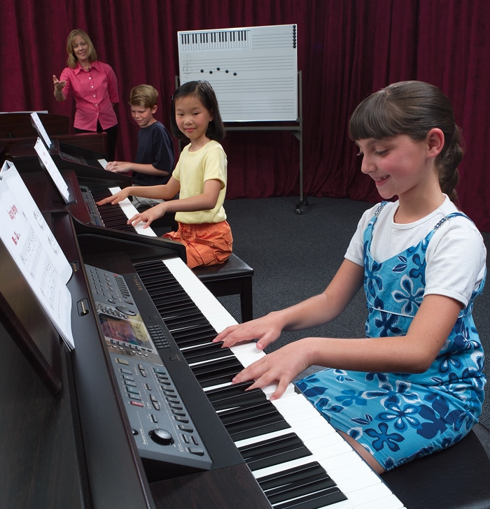 Yamaha Keyboard Class