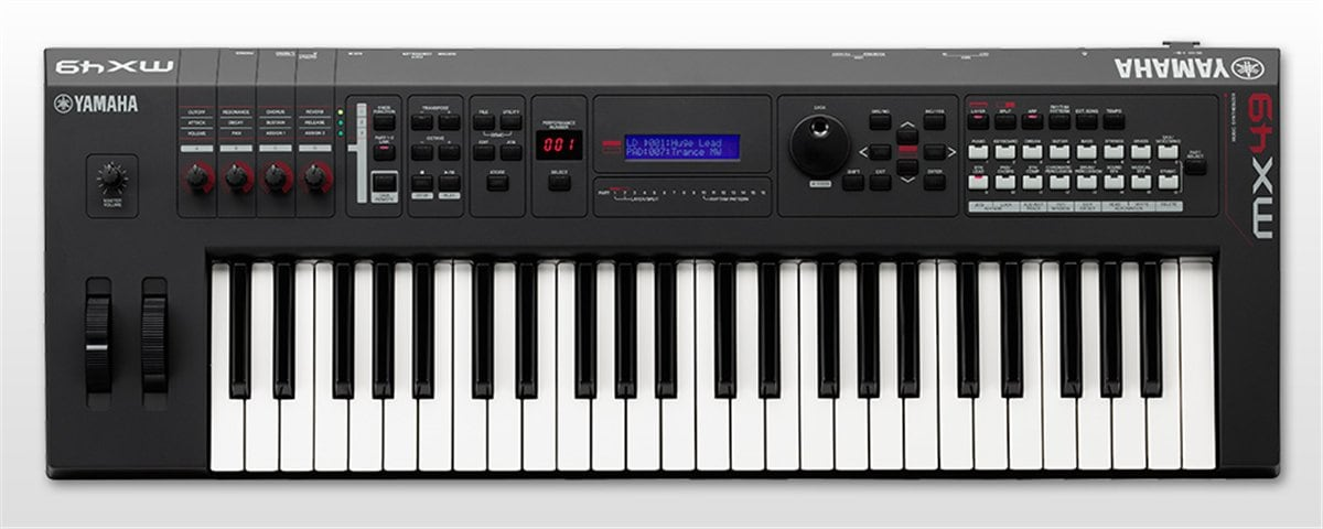 Mx series overview synthesizers synthesizers music for Yamaha mx61 specs