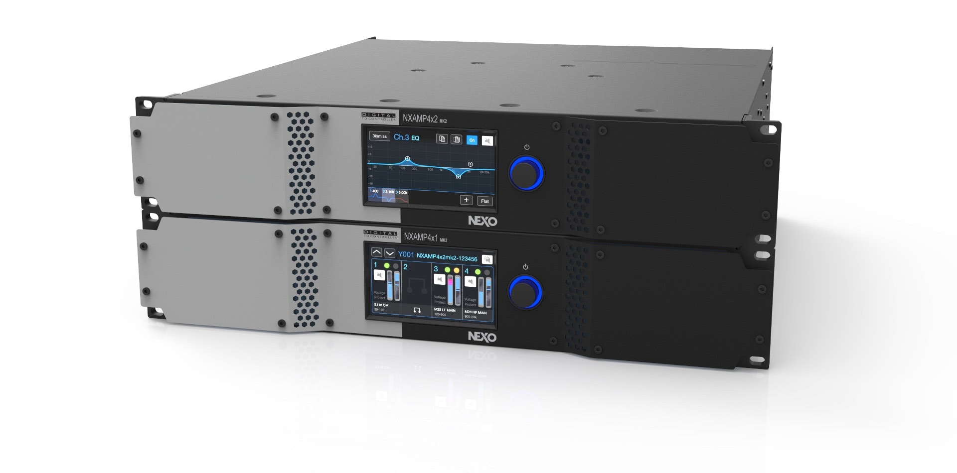 Yamaha Announces Two New Nxamp Mk2 Nexo Amplifiers