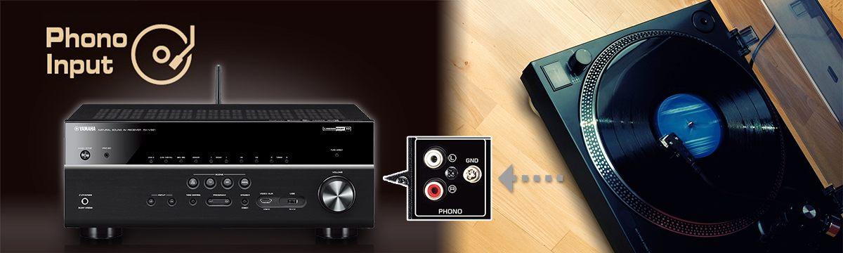 RX-V683 - Overview - AV Receivers - Audio & Visual