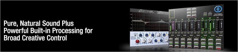 QL Series - Features - Mixers - Professional Audio - Products
