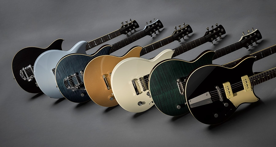 yamaha extends successful revstar solid body guitar lineup with six fresh finishes yamaha. Black Bedroom Furniture Sets. Home Design Ideas