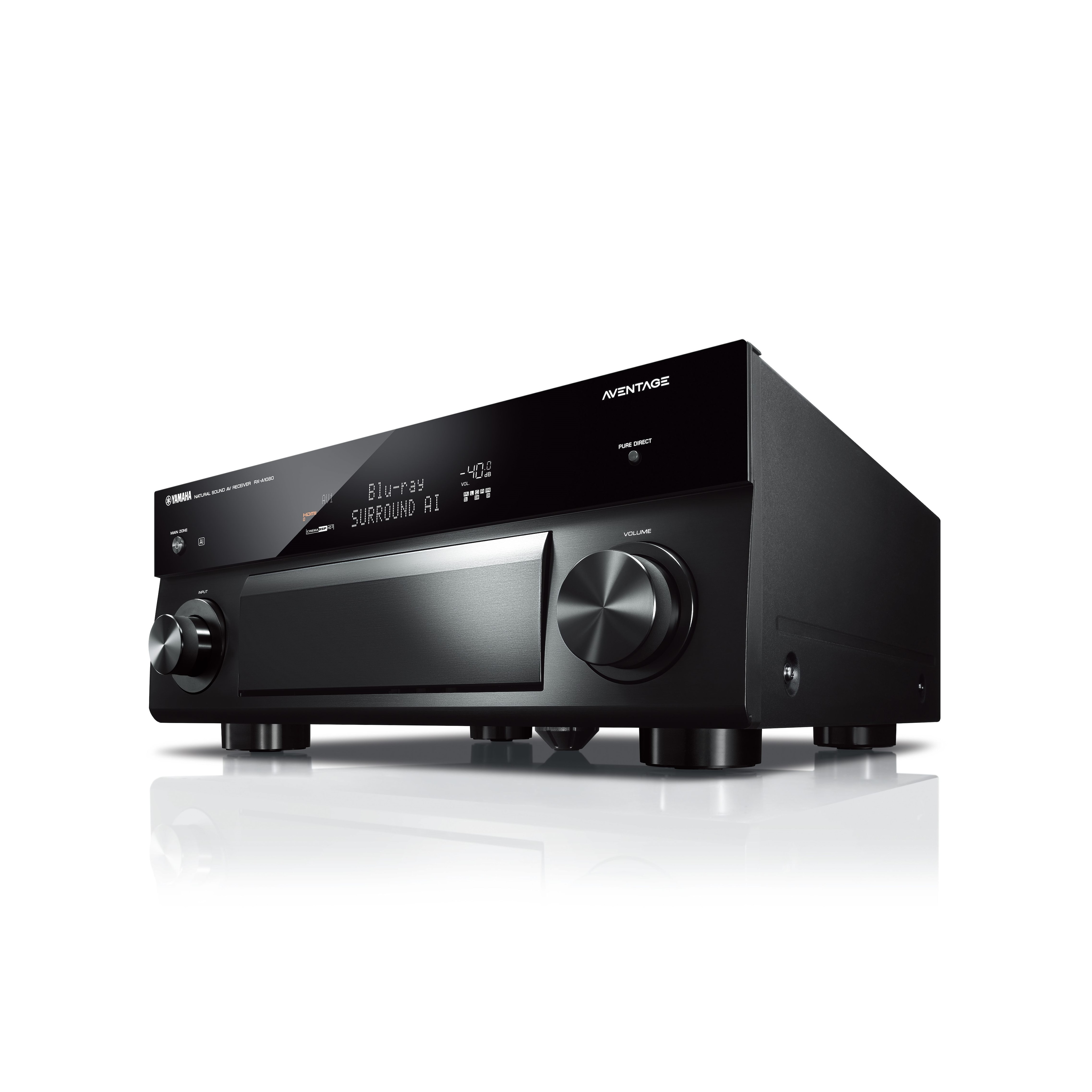 RX-A1080 - Overview - AV Receivers - Audio & Visual