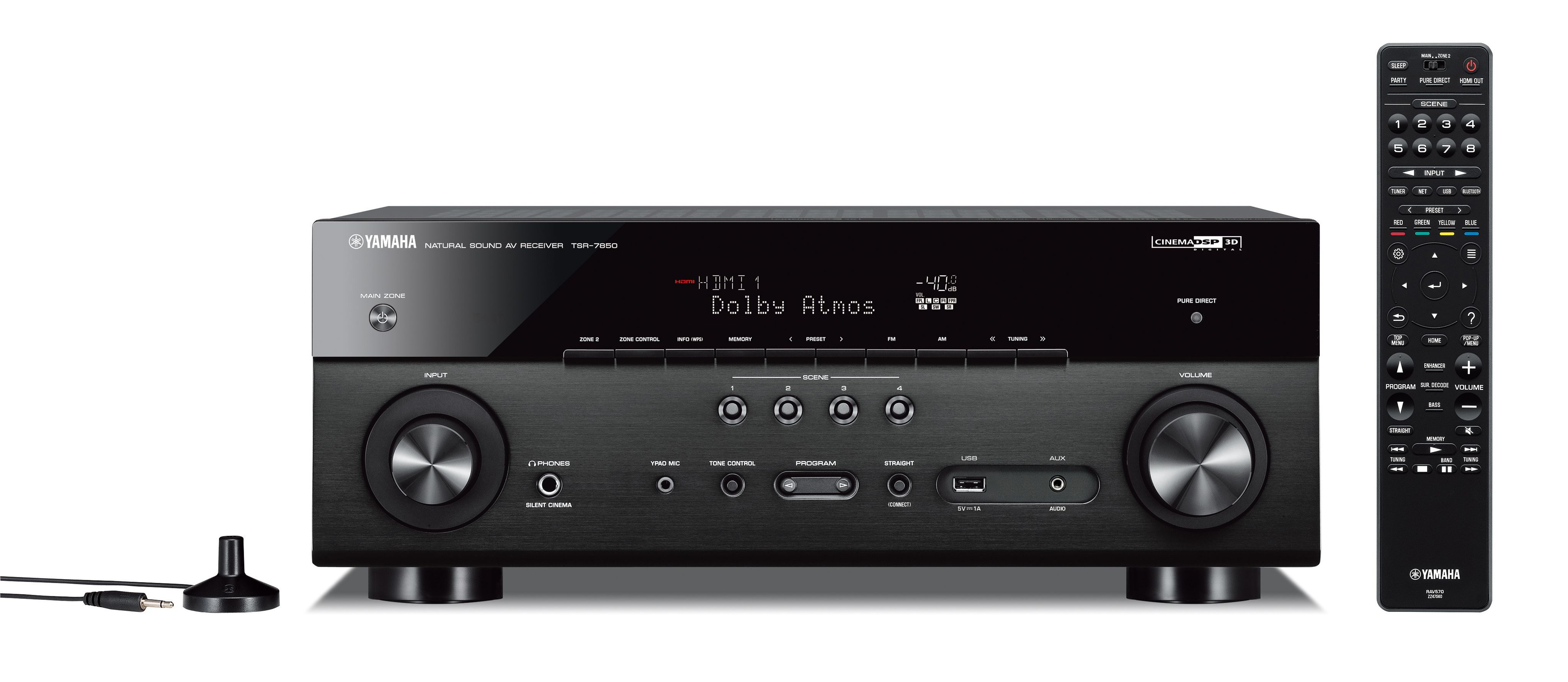 hook up multiple speakers to receiver