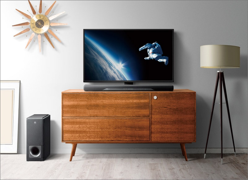 sound bars - audio & visual - products - yamaha - united states - Mobili Tv Yamaha