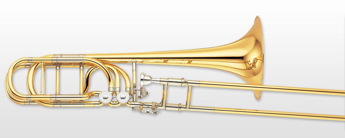 YBL-830 - Overview - Trombones - Brass & Woodwinds - Musical