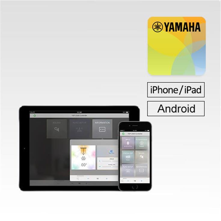 Yamaha Ats Remote