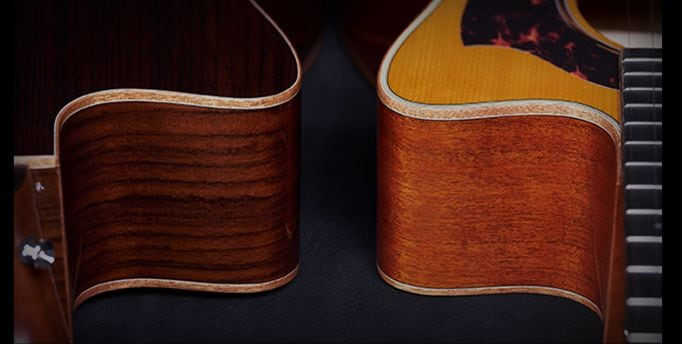 A Series - Overview - Acoustic Guitars - Guitars & Basses