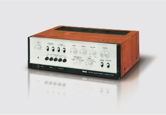 History of Integrated Amplifier - Yamaha - United States