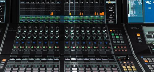 Yamaha NUAGE Fader DAW System 64Bit