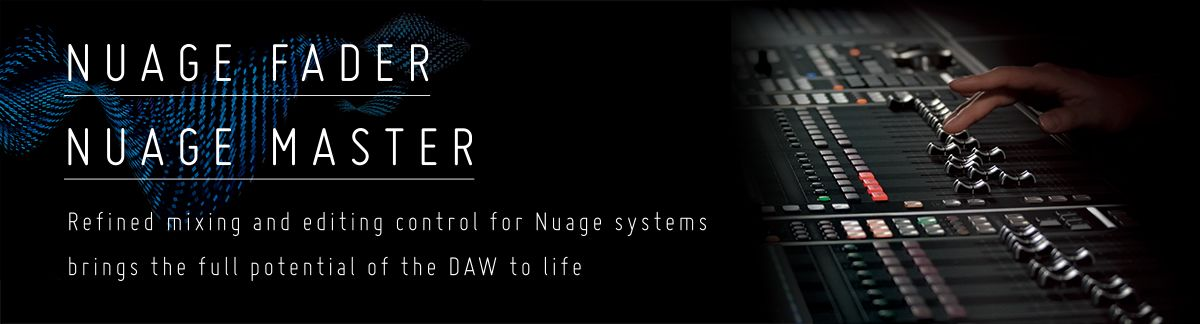 Yamaha Nuage Fader DAW Control Surface Driver for Windows 7