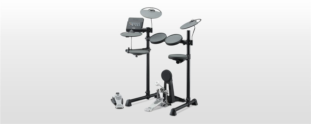DTX400 Series - Downloads - Electronic Drum Kits