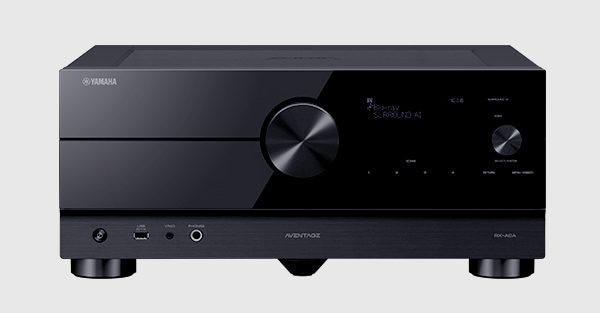 Yamaha Aventage RX-A6A 9.2Ch 8K Atmos Network AV Receiver Features_A6_design_909ff8af7f3565067f200f3cb9754bf1