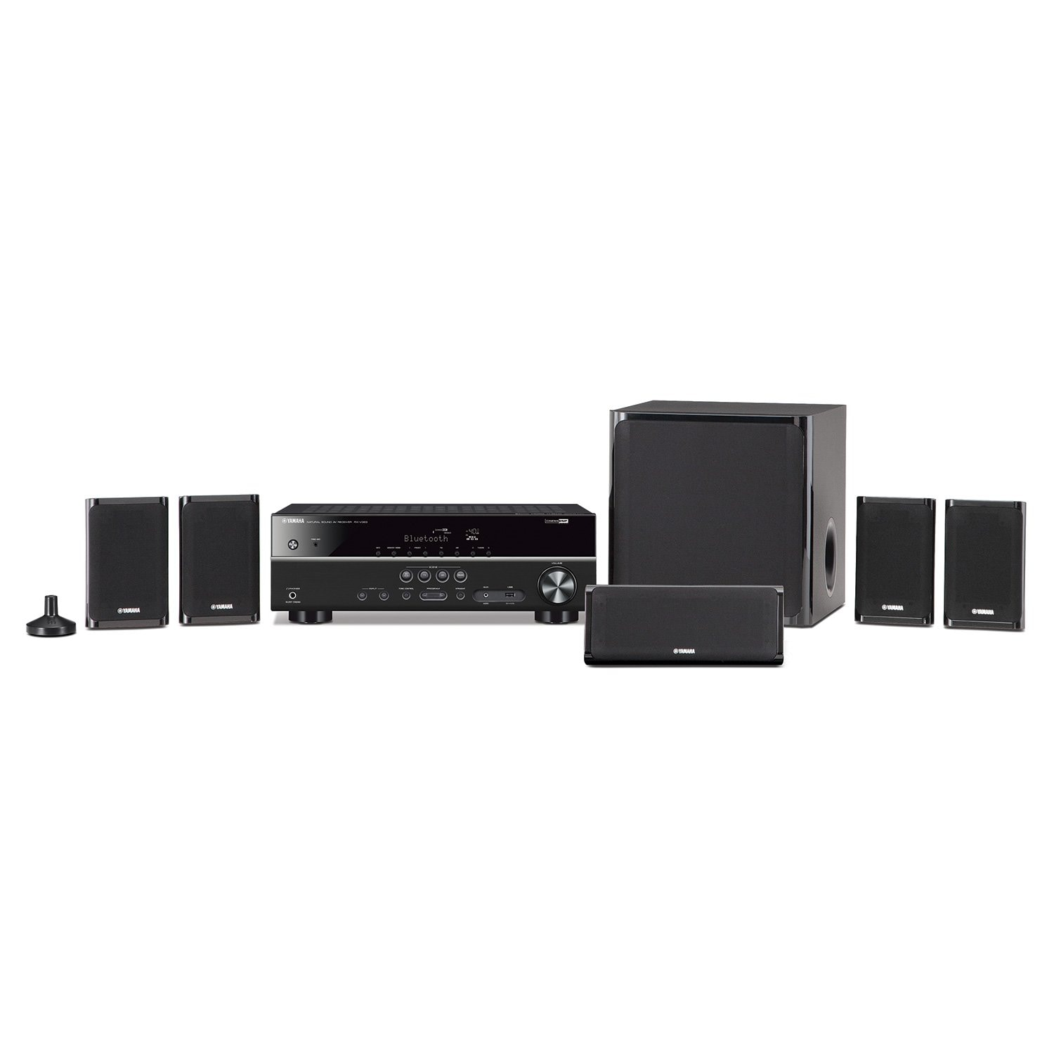 yht 4930ubl overview home theater systems audio. Black Bedroom Furniture Sets. Home Design Ideas