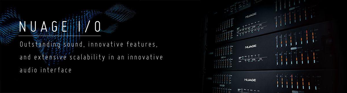 New Drivers: Yamaha Nuage I/O Audio Interface
