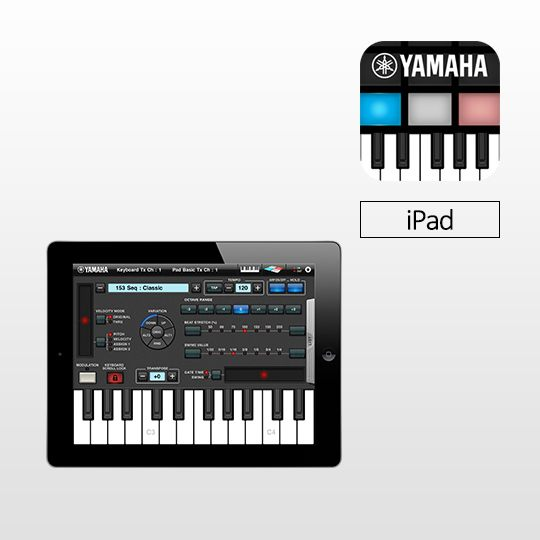 keyboard arp drum pad overview yamaha united states. Black Bedroom Furniture Sets. Home Design Ideas